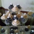mini wedding cakes oct 2014 1